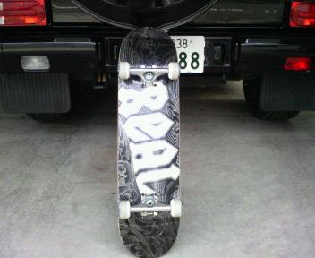 スケーター復活