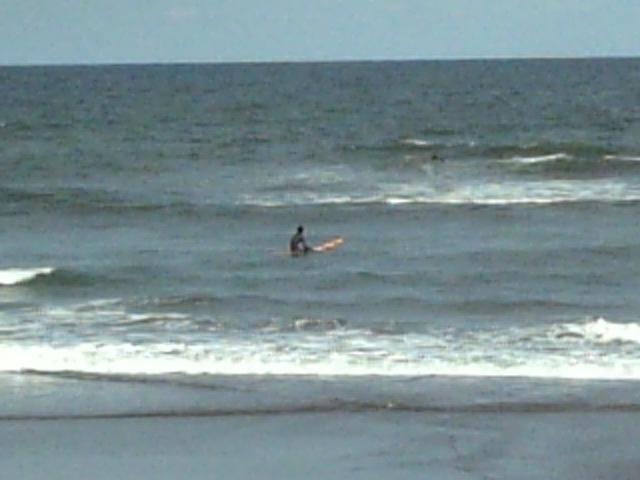 今日もサーフィン(<br />  笑)