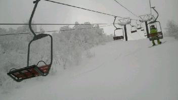 スノーボード合宿