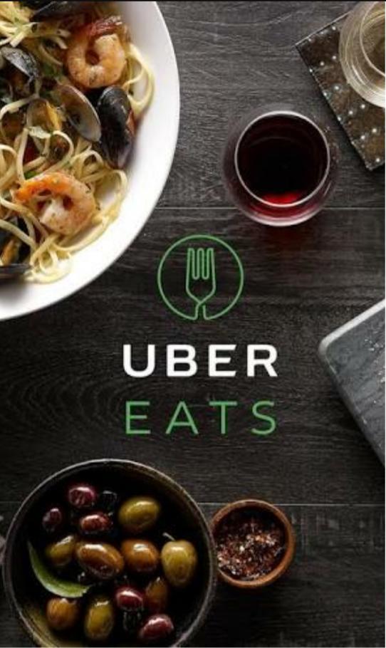 Uber EATS ウーバー